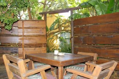 Beach Music Jeffreys Bay Apartment patio
